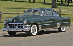 Bid for the chance to own a 1949 Cadillac Series 62 Sedanette at auction with Bring a Trailer, the home of the best vintage and classic cars online. Ford Classic Cars, Classic Cars Online, Muscle Cars, Vintage Cars, Antique Cars, Vintage Auto, Toyota, Cadillac Series 62, Us Cars