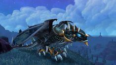 Badass World of WarcraftMount is Totally Worth Running Old Dungeons
