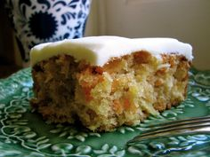 Unfortunately (or fortunately, depending on how you feel about my blog), there's no story behind this ultra moist and delicious carrot cake. I've been making it for years, and everyone goes nuts for this cake, …More »