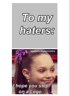 Hahahah.