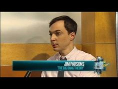 """In the sixth episode of our """"It Ain't Rocket Science"""" TV series we interview Jim Parsons, star of """"The Big Bang Theory on CBS.  Guess what?  Just like his character, he loves science.  In fact, he once toyed with the idea of being a meteorologist."""