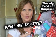 Beauty Product Empties December 2015 | Makeup, Skincare & Haircare | Cat...
