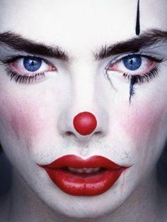 Tag Accent Cuir - Clowns Larmes De Vida Vida mfmKeamH