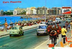 CA´N PASTILLA - MALLORCA - 1969