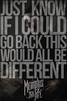 Memphis May Fire // The Victim