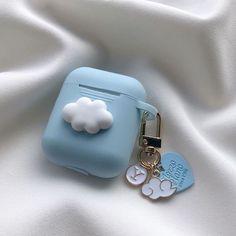 Light Blue Aesthetic, Blue Aesthetic Pastel, Aesthetic Colors, Makeup Aesthetic, Aesthetic Pics, Aesthetic Fashion, Image Bleu, Cute Ipod Cases, Iphone Cases