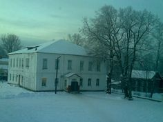 Средняя школа №1 г.Осташкова