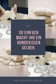 #diy #hund #hunde #hundeblog #hundeblogger #basteln #nähen #ikea #hundebett #hundekissen