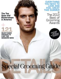 magazine photos henry carvil | Henry Cavill Details Cover | Mark Seliger | Waiting For Superman ...