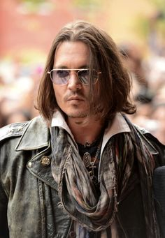"Johnny Depp in ""West Of Memphis"" Premiere - Arrivals - 2012 Toronto…"