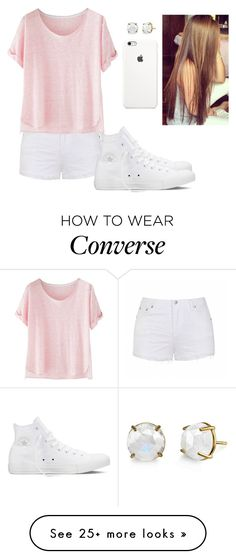"""Untitled #1654"" by hannahmcpherson12 on Polyvore featuring Ally Fashion, Wrap and Converse"