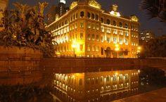 São Paulo. Localizado no Vale do Anhangabaú, o Palácio dos Correios é onde funciona a Agência Central dos Correios