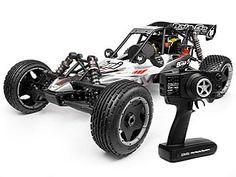 REMOTE CONTROL RC RADIO CONTROL BUGGY HPI Racing Baja 5B 2.0 RTR 1/5th Scale Gas RC Buggy – 10629 (COLOR VARIES- SENT AT RANDOM)