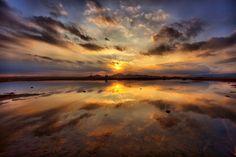 Before sunset by JIHOON HWANG, via 500px