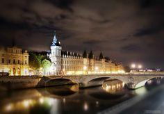 Paris at Night - photo series by Beers & Beans
