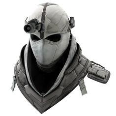 Helmet Assault  https://www.facebook.com/pages/Carlos-Alva-Design/232577050092526