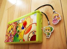 Adorable Nintendo 3DS/DS charms and... - Tiny Cartridge 3DS - Nintendo 3DS, DS, Wii U, and PS Vita News, Media, Comics, & Retro Junk