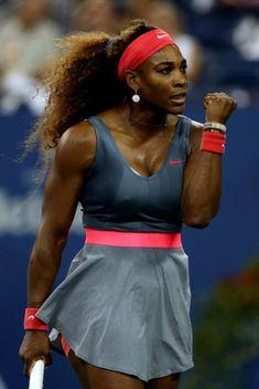 Serena Williams kills the 1/4finals tonight! 12-0!  #usopen #killedit #serenawilliams