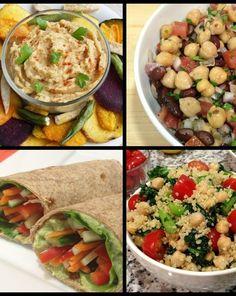 Picnic Food - salads    #perfectpicnic #joules [more at pinterest.com/eventsbygab]