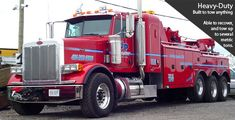 heavy duty tow truck Semi Truck Repair Commercial Truck Parts, Towing Service, Truck Repair Service, Truck, Trailer, Tire Breakdown Repair (844) 888-7587 www.tripletplus.com