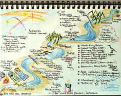 My Story Map - Kayaking the Katherine River