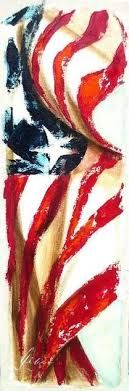 American Flag Art American Flag Art Americana Wall Decor Old Glory Patriotic Pictures Veterans American Artist Stars and Stripes Interior Design Ideas Famous Artist American Flag Art, American Artists, American Pride, American Flag Painting, American History, Patriotic Pictures, Star Spangled Banner, American Spirit, Old Glory
