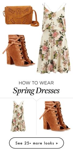 """""""Untitled #1197"""" by kiky-miskovic on Polyvore featuring Gianvito Rossi, Nu-G and VILA"""
