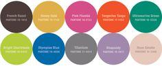 Conoce cuales serán los colores de la temporada otoño/invierno 2012/2013