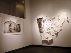 SVA Main Campus Gallery, NYC, 2005 by Pete Petrine