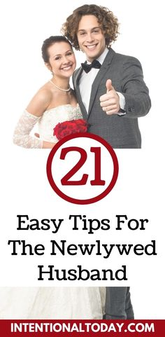 The approach we take as newlyweds can make the relationship feel easier, considering that marriage is not always easy especially when you are just starting out. Here are 21 tips for the Newlywed husband. #marriageadvice #newlywedadvice #marriage #newlywedman #groomadvice #menadvice #husbandtips Communication In Marriage, Intimacy In Marriage, Marriage Advice, Advice For Newlyweds, Christian Marriage, Groom, About Me Blog, Husband, Relationship