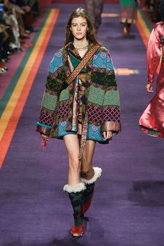 Etro Autumn/Winter 2017 Ready to Wear Collection | British Vogue