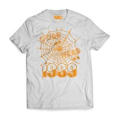 The Cobb Webb T-shirt from GBO Legends Apparel now available for purchase online at www.gboapparel.com  #Cobbwebb #UTK #GBO #VFL #Tennessee #Tennesseegear