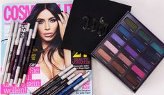 Review of Eye Products by Urban Decay - Spectrum Eyeshadow Palette and 24/ 7 Glide on Pencils