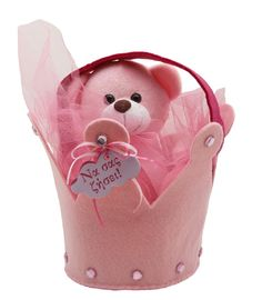 #soft #pink #teddy_bear #baby #princess