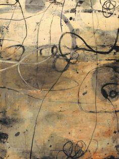 Bill Gingles Chimera, acrylic on canvas, 40x30
