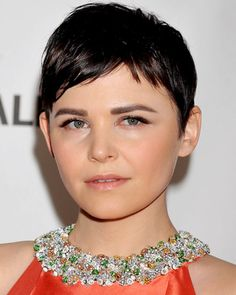 Ginnifer Goodwin - The Cutest Pixies, Crops and More Short Hairstyles - Salon Inspiration - Hair - InStyle