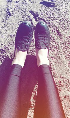 #converse #shoes #blackshoes