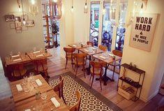 Restaurant Plume, 24, rue Pierre Leroux Paris 75007. Craving : Original chef's menu, Neo-bistro. The extras : Antidepressant.