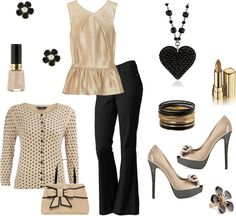 """""""Out and About"""" by shirell on Polyvore"""