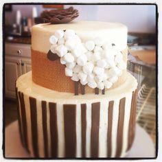 Lamb cake, and cupcakes. #cupcakebliss