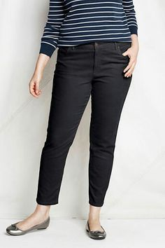 Land's End ankle pants