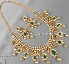 Pachi Necklace Chandbalis