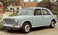 1962 Morris 1100
