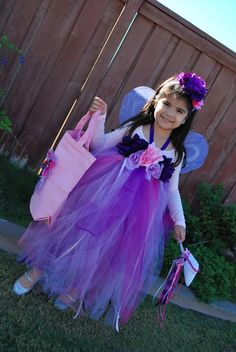 DIY Fairy Costume : My Tales From The Crib: DIY Mama! No-Sew, Homemade Halloween Costumes Featuring: The Tooth Fairy!  : DIY Halloween DIY Costumes