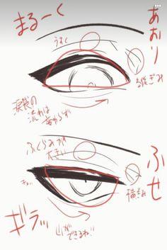 Eye Drawing Tutorials, Sketches Tutorial, Digital Painting Tutorials, Digital Art Tutorial, Drawing Techniques, Anime Drawing Books, Anime Drawings Sketches, Art Poses, Drawing Poses