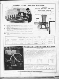 Foundry Melting Equipment Brochure
