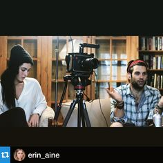 #Repost @erin_aine with @repostapp.・・・#ff @mewnownews and @maktaylorr @kykyv71 two of my most favorite people in the world #talent #LA #watch #follow #like #webseries #new #indiefilm