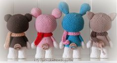 Just made with love by Antoinette: Cute Misses