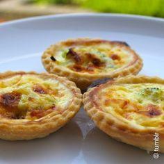 Mini individual q QUICHES http://www.gourmandize.co.uk/recipe-54751-mini-individual-quiches.htm