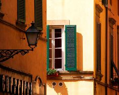 Travel Photography Burnt Sienna in Tuscany by PetitePastiche, $30.00